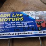 ADK Lion Motars